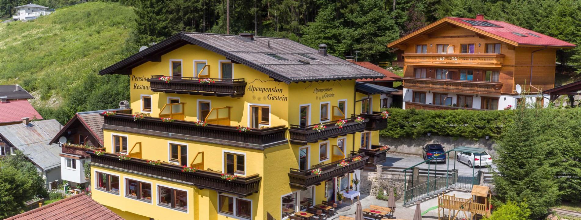 Alpenpension Gastein, Bad Gastein, Pension und Restaurant